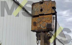 Аренда вибропогружателя PVE 2316 VM